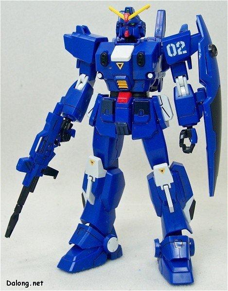 H77蓝色命运二号机