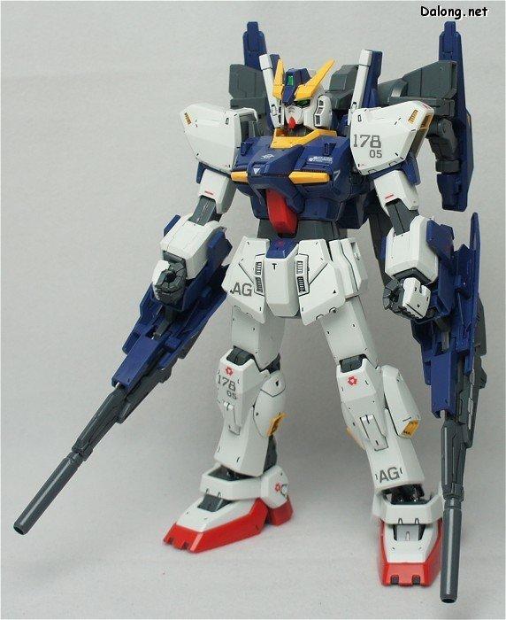 MG179创制高达MK-Ⅱ