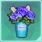 蓝玫瑰插花.png