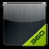 360手机桌面-炫酷黑 安卓最新官方正版