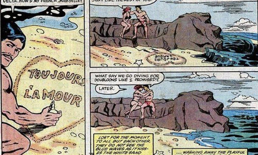 钢铁侠和黄蜂女不得不说的故事