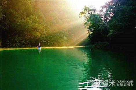 高过河观光单人门票!峡谷型旅游胜地,奇花异草