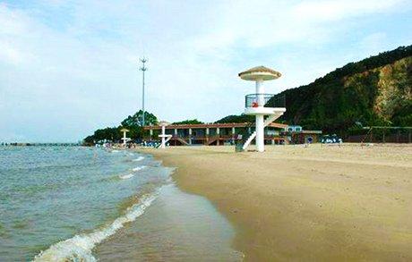 广州南沙沙滩好玩吗,广州南沙天后宫沙滩,广州南沙有沙滩吗,高清图片