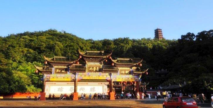 青城山—都江堰风景区