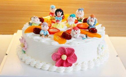 白雪公主蛋糕平面图 白雪公主情景蛋糕 白雪公主蛋糕平面图