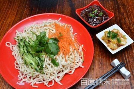 双人食谱!老北京炸酱面、黑椒手足饭!精选上等口病的套餐宝宝肥牛图片