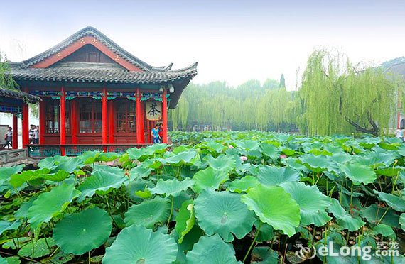 济南大明湖风景区 (26)