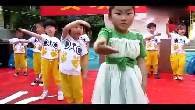 视频 儿童手语舞蹈 感恩的心 手语舞舞蹈视频手语舞蹈视频大全-游戏