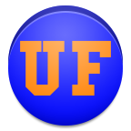University of Florida (UF) Map