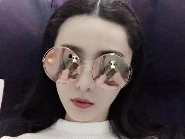 继阚清子纪凌尘恋情曝光、张嘉倪怀孕曝光后,范冰冰也被墨镜出卖了!