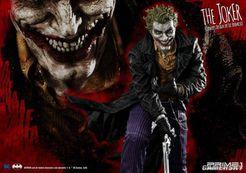 小丑雕像超7000元预售开启:狂气丑爷脚踩蝙蝠侠