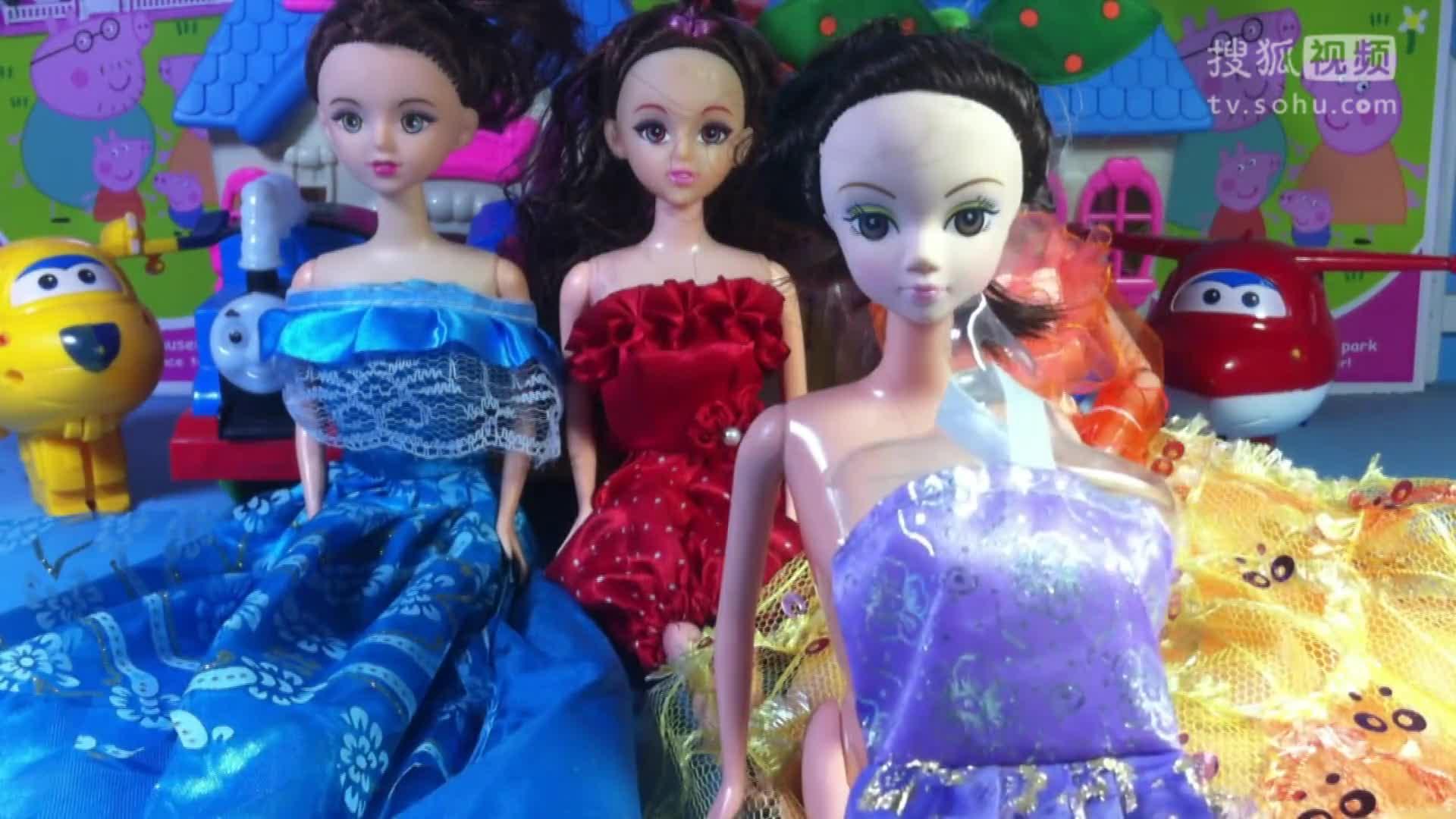 芭比公主换装化妆小游戏 芭比芭比娃娃芭比公主 芭比之梦想豪宅 .