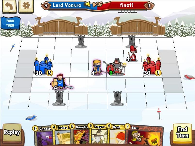 《 卡和城堡 》截图欣赏