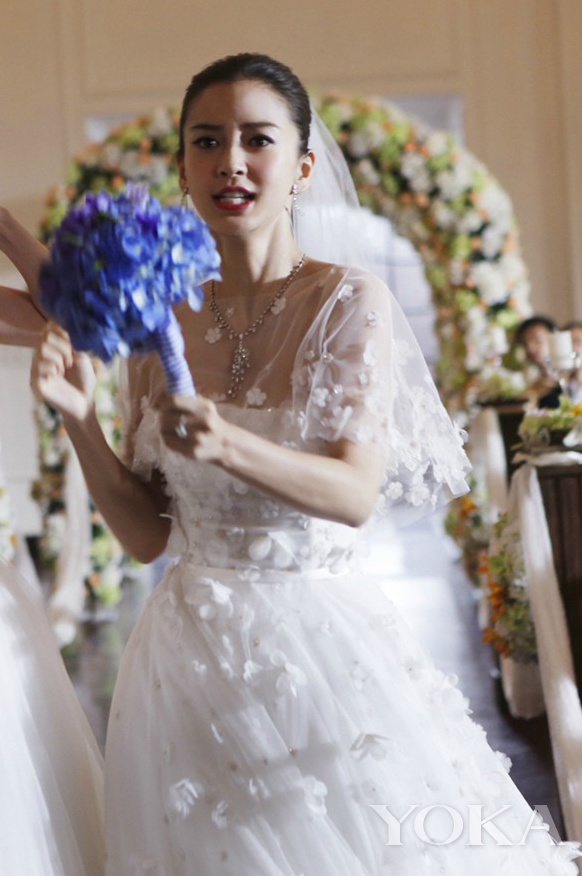 angelababy《新娘大作战》剧照
