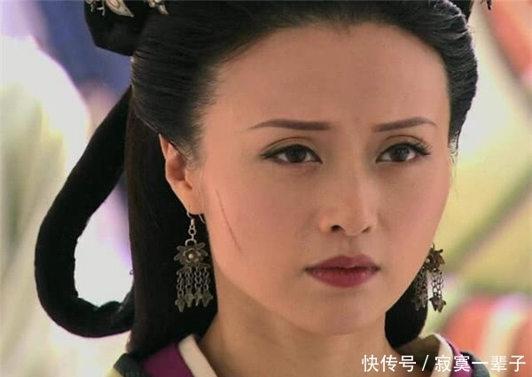 薄姬生下刘恒,不和刘邦合葬和儿子刘恒合葬,因此成就一段佳话