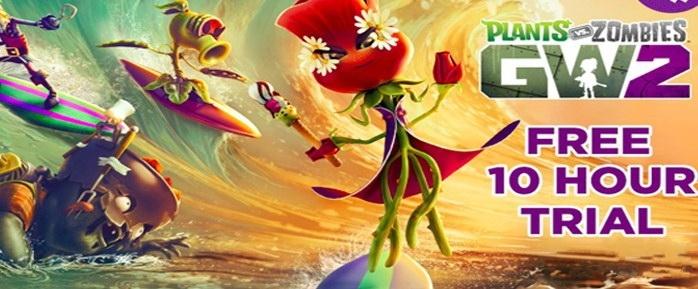 植物大战僵尸:花园战争2试玩