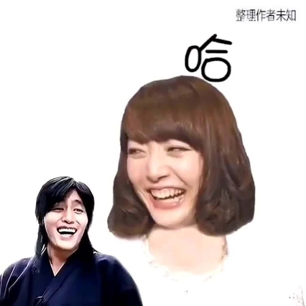 中日韩表情三巨头视频分享展示