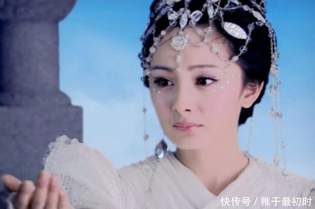 爱演仙侠剧的4位女星杨幂火了,杨紫火了,颖儿却始终没动静