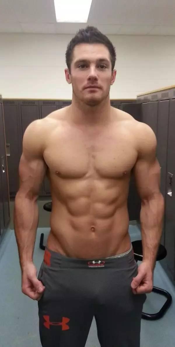 健身房肌肉男 - 欧美肌肉男头像