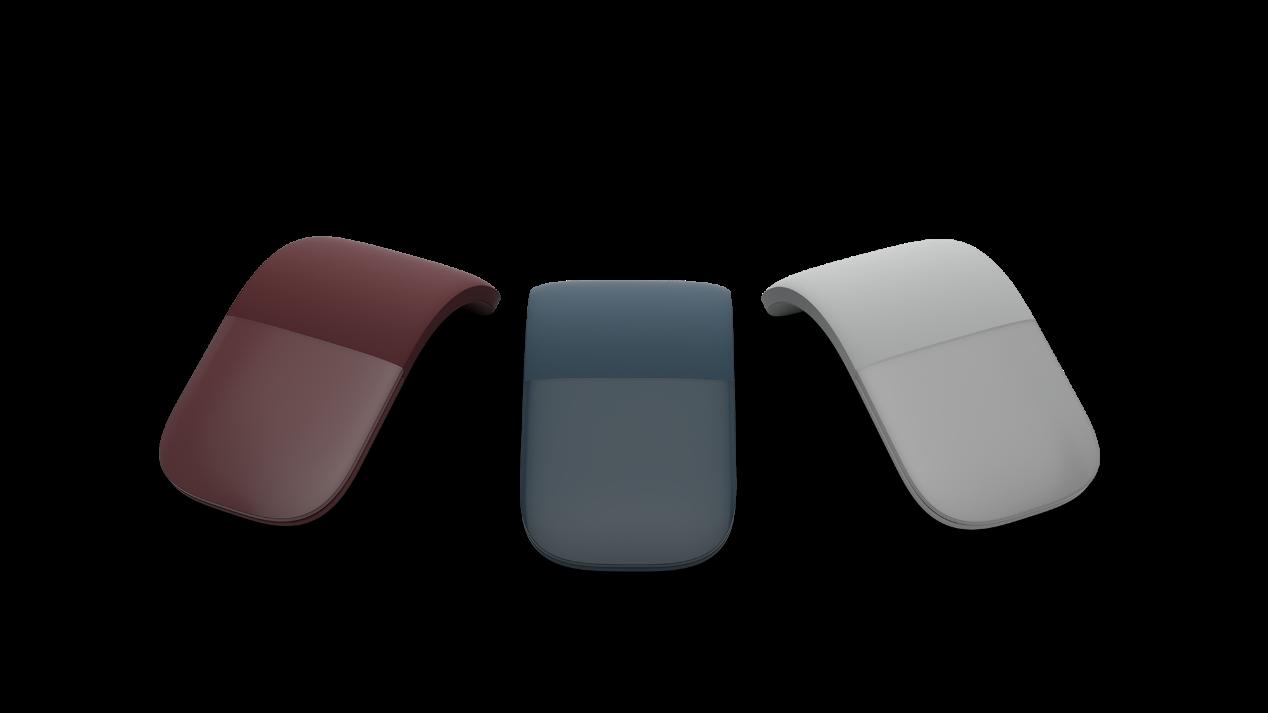 微软新一代Arc鼠标正式上市 无线连接精准追踪售价699元