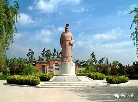 历史古城--汤阴的现代价值,汤阴人你知多少?