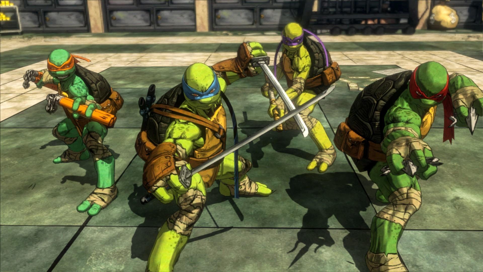 忍者神龟曼哈顿突变IGN评分