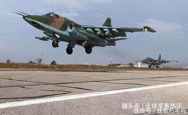 土耳其大军长驱南下,突然遭大批战机空袭,俄看谁敢插手