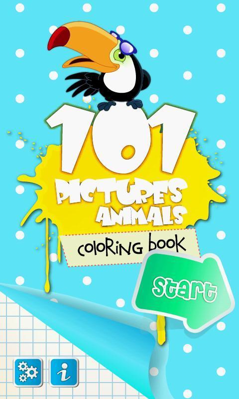 101 pictures - animals