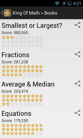 《 国王的数学 》截图欣赏