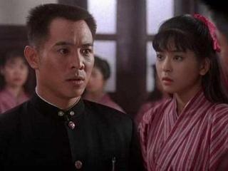李连杰的日本红颜,44岁近照美成仙女,至今未婚是在等他!