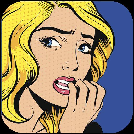 动漫 卡通 漫画 设计 矢量 矢量图 素材 头像 512_512