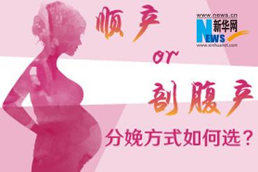 顺产or剖腹产,分娩方式如何选?