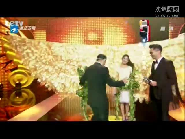 东方维纳斯杨佩成为中国梦想秀梦想盛典最受欢迎追梦人