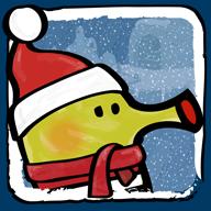 涂鸦跳跃圣诞版
