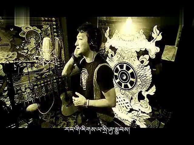 藏歌阿克班玛曲谱