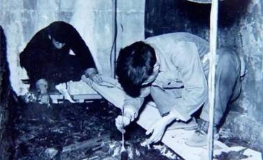 中国考古专家首次打开皇帝棺椁,现场画面被完整记录!