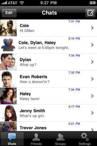 《 iGotChat Messenger工具 》截图欣赏