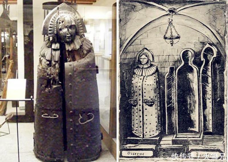史料上臭名昭著的铁处女是?历史记载下用情趣用品巧图片