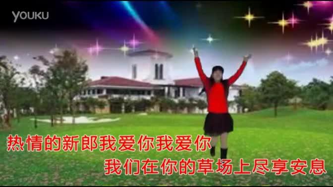 热情的新郎广场舞-基督教歌曲