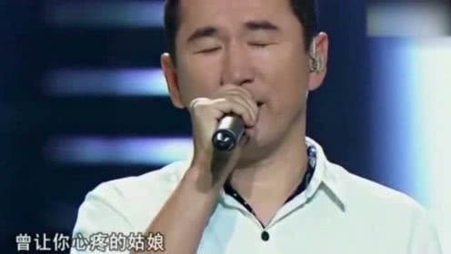 《中国好声音》最好听的《曾经的你》绝对超过许巍!汪峰:太过瘾了!