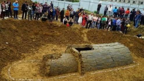 荒郊发现千年大墓,考古队进入后顿感惊愕,墓主竟是姜子牙