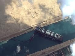 埃及开始拓宽苏伊士运河:加宽40米、耗时2年