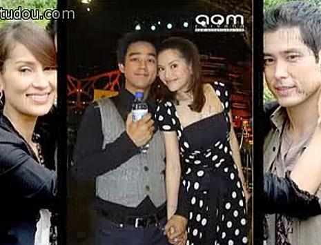 泰国明星情侣