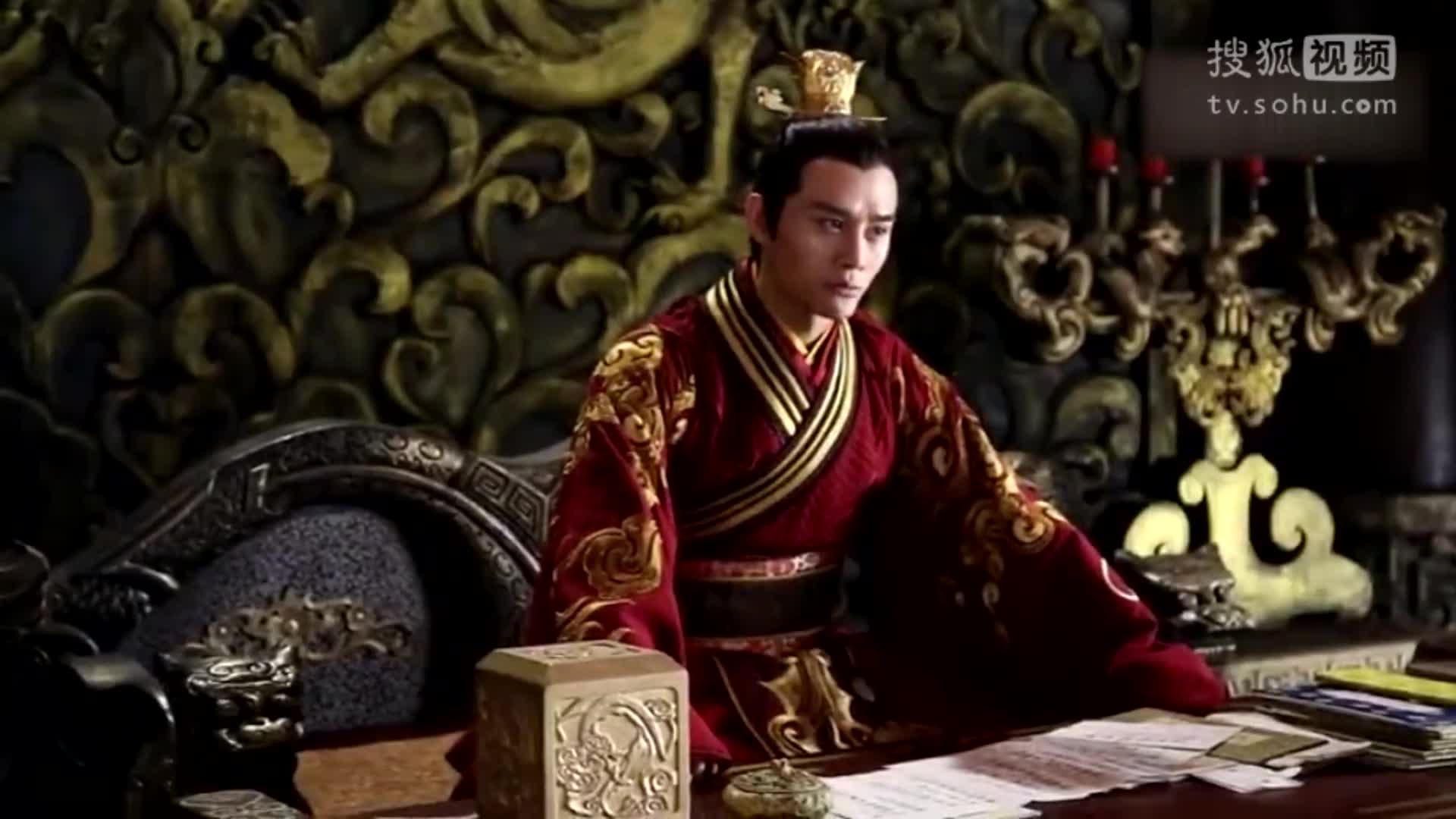 王凯琅琊榜剧照