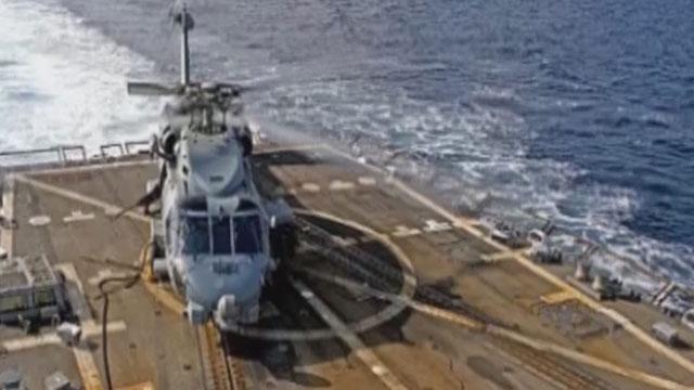 《军情解码》20170314美国两栖登陆舰进南海