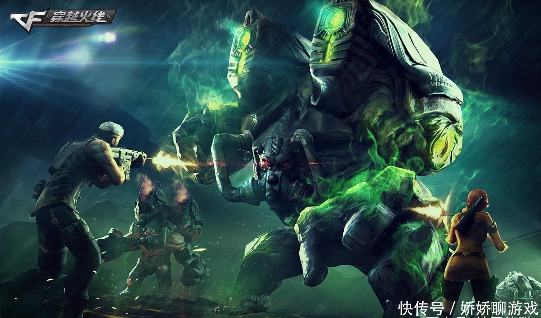 穿越火线再无一把征服者打通关,新版本让玩家充满挑战