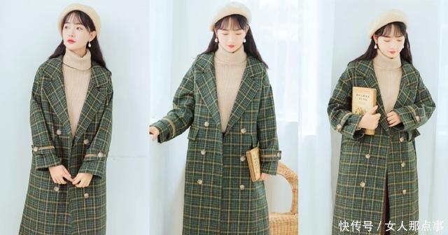 时尚女性网|【滚动】秋冬最流行的格子大衣,搭配这几对鞋子很显高挑!