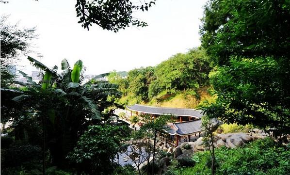 福建龙岩市风景图片