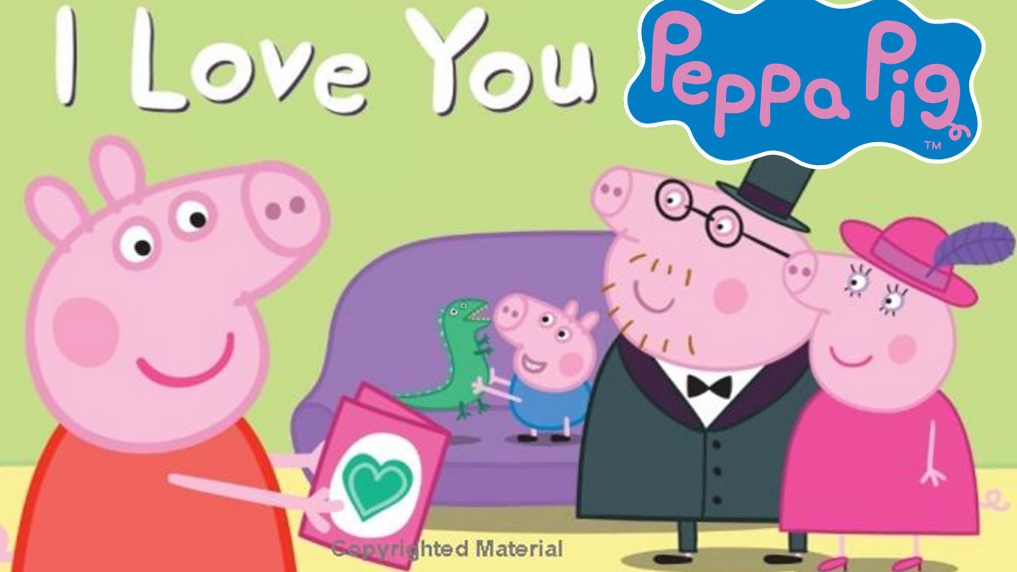 我爱你的游戏 小猪佩奇
