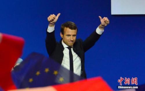 年少得志+传奇婚姻,法国最年轻总统如何炼成? - 郭亮大侠 - 郭亮大侠欢迎您!